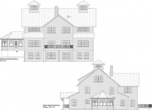 Douglas Fir Retirement Home Timber Frame Design
