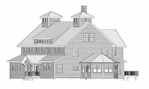 Design Only for Maine Island Home