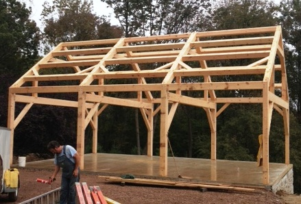 24 X 36 Timber Frame Frame Design Reviews