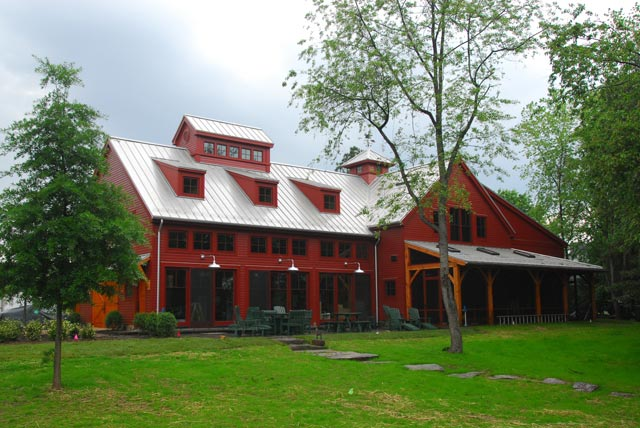Triple Barn Slideshow Maine Barn Company
