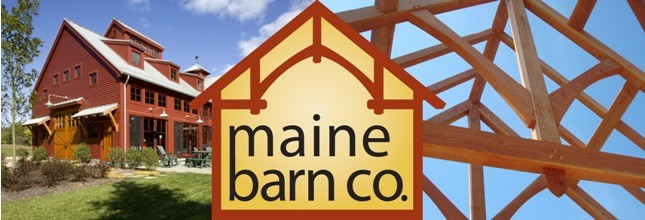 Barn Models Maine Barn Company