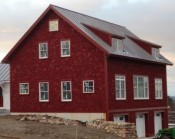 Timber Frame Addition Hope Maine